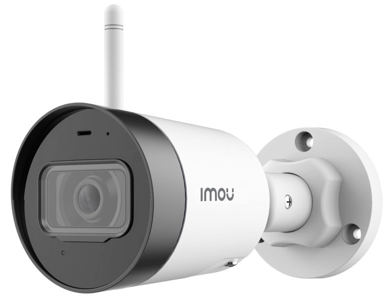 Image of Imou 4MP Bullet Lite Smart Camera - Works with Alexa and Google Assistant