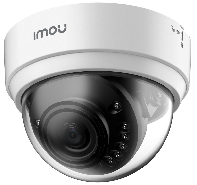 Image of Imou Dome Lite 4MP Smart Camera - Works with Alexa and Google Assistant