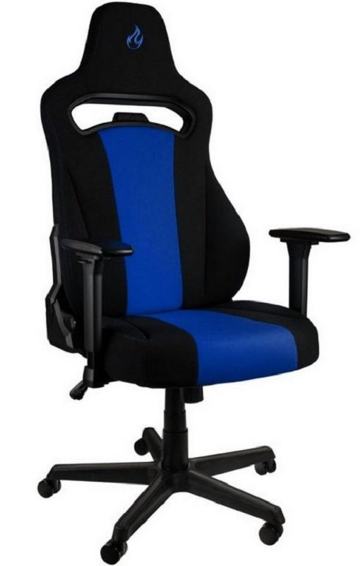 Nitro Concepts E250 Gaming Chair - Black/Blue
