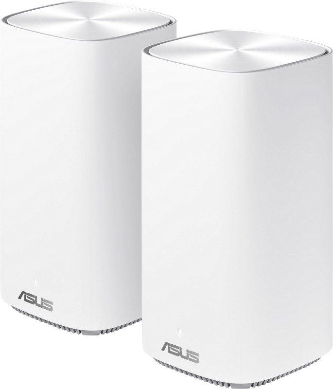 Asus Zen WIFI Mini CD6 MINI - Ac1500 Dual-band Whole-home Mesh Wifi System (2 Pack)
