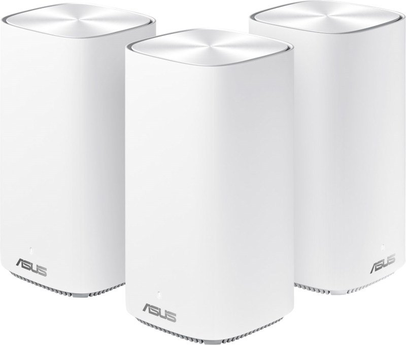 Asus Zen WIFI CD6 - Ac1500 Dual-band Whole-home Mesh Wifi System (3 Pack)