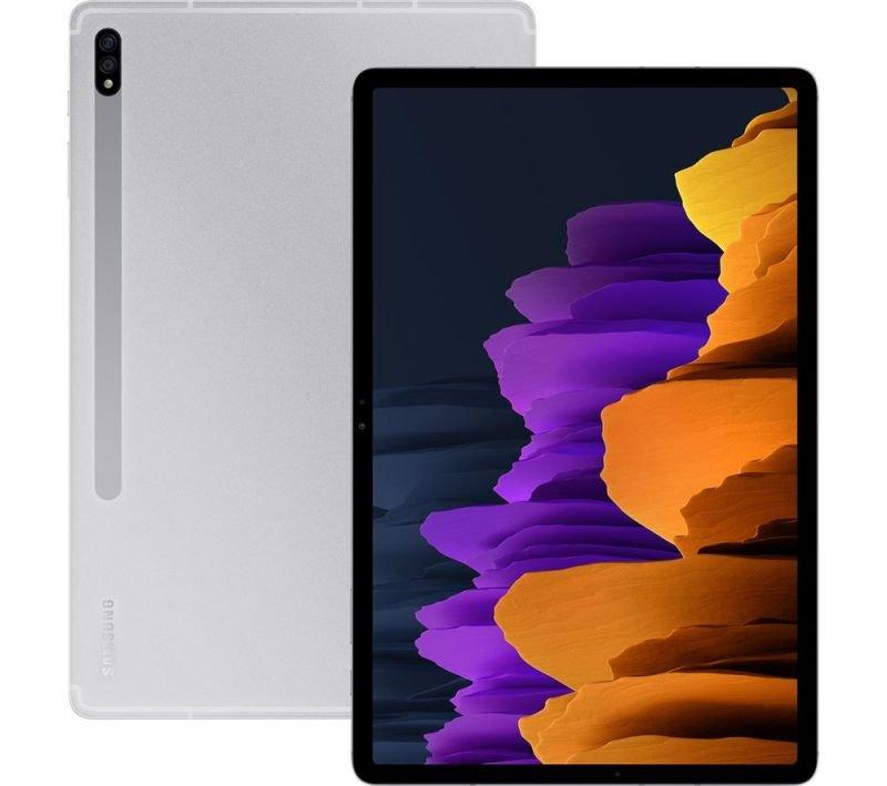 Image of Samsung Galaxy Tab S7 Plus WIFI 128GB Tablet - Silver