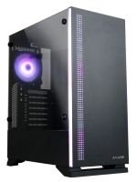 Zalman S5 Mid Tower Gaming Case with Tempered Glass Window