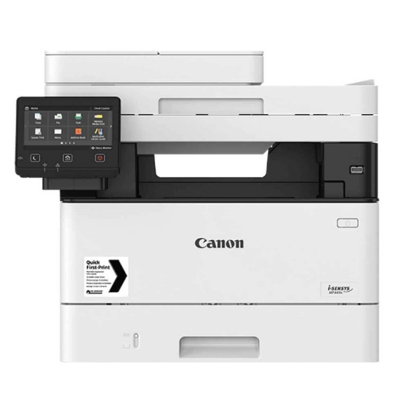 Canon i-SENSYS MF449x A4 Mono Multifunction Laser Printer