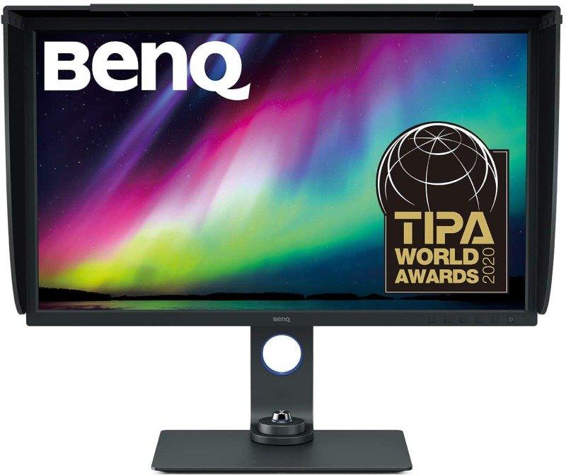 "BenQ SW321C 32"" 4K Ultra HD Adobe RGB Photographer Monitor"
