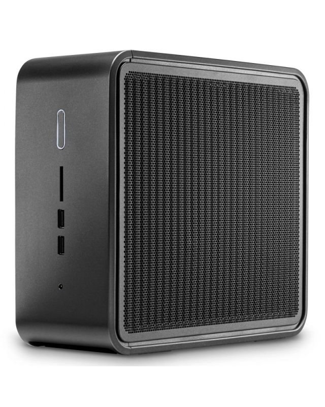 Intel Nuc Quartz Canyon Xeon E 2286m Barebone Pc Kit Ebuyer Com