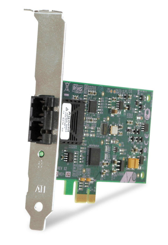 Image of Allied Telesis AT-2711FX - Fast Ethernet Card