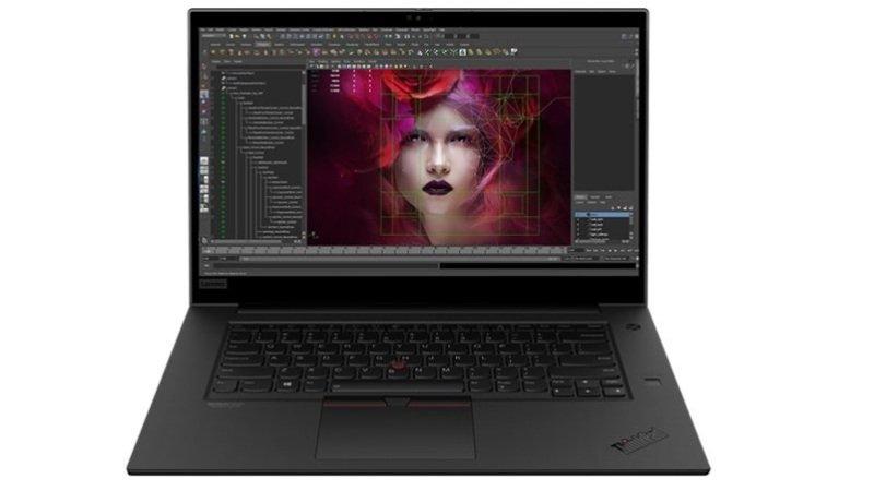 "Lenovo ThinkPad P1 (3rd Gen) Core i7 16GB 512GB SSD Quadro T1000 15.6"" Win10 Pro Mobile Workstation"