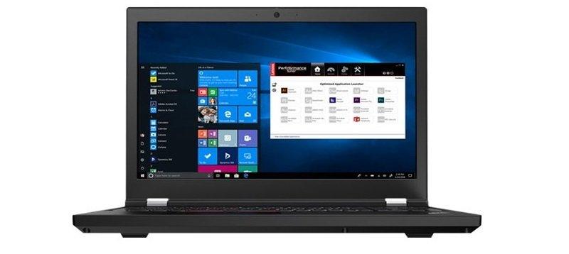 """Lenovo ThinkPad P15 Gen 1 Core i5 16GB 512GB SSD Quadro T1000 15.6"""" Win10 Pro Mobile Workstation"""