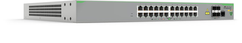 Allied Telesis CentreCOM AT-FS980M/28PS - 24 Ports Manageable Layer 3 Switch