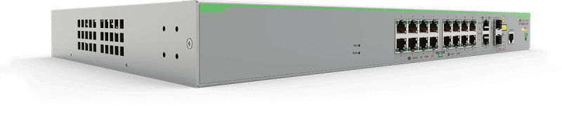 Allied Telesis CentreCOM AT-FS980M/18PS - 16 Ports Manageable Layer 3 Switch