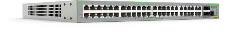 Allied Telesis CentreCOM AT-FS980M/52PS - 48 Ports Manageable Ethernet Switch