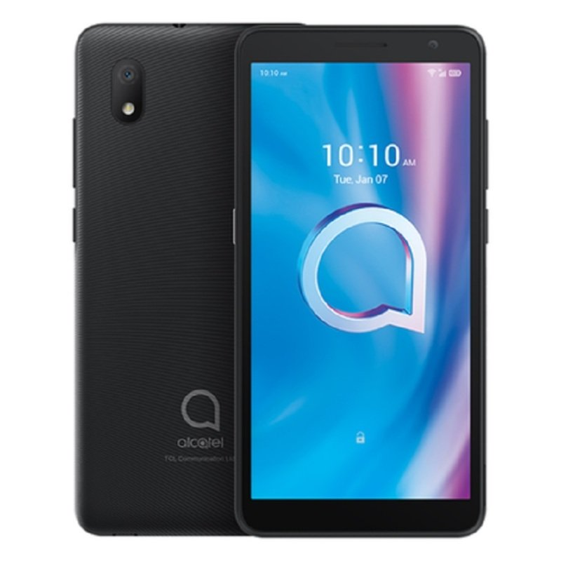 "Alcatel 1B 5.5"" 16GB Smartphone - Black"
