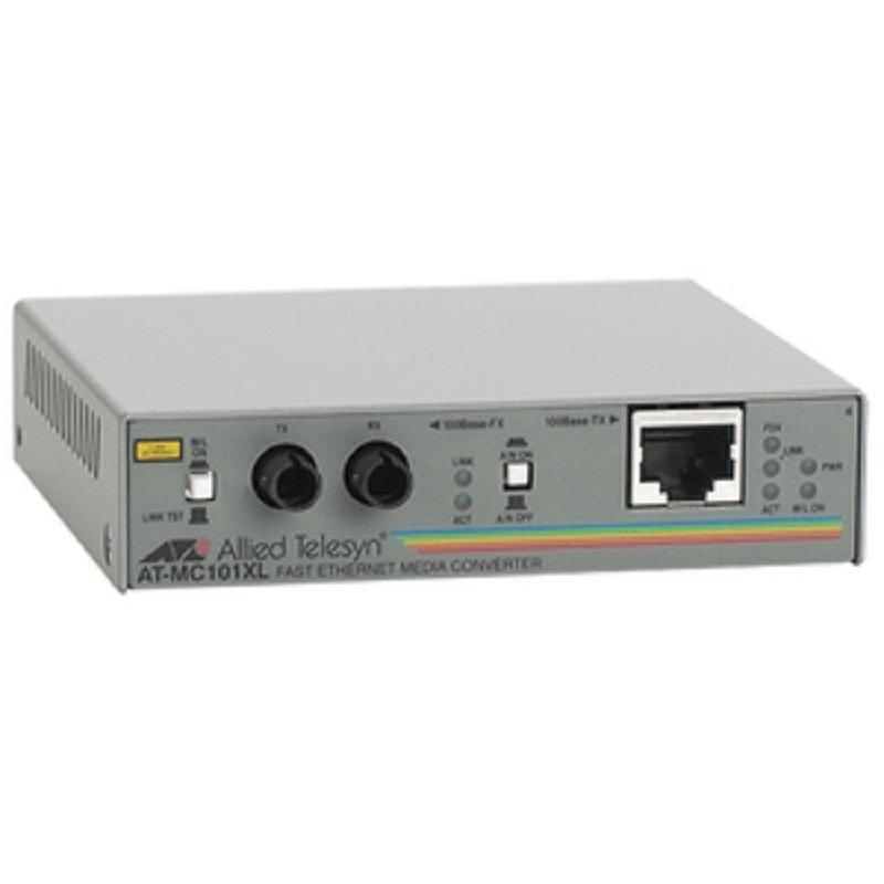 Allied Telesis AT-MC101XL - Transceiver/Media Converter