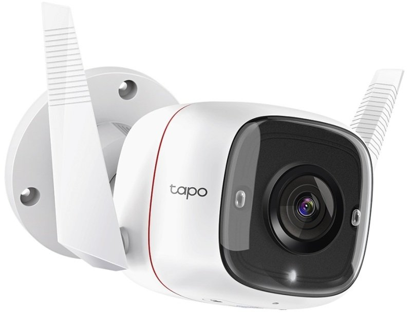 TP-Link Tapo C310 3MP Outdoor Smart Security Camera with Night Vision - Works with Alexa and Google Assistant