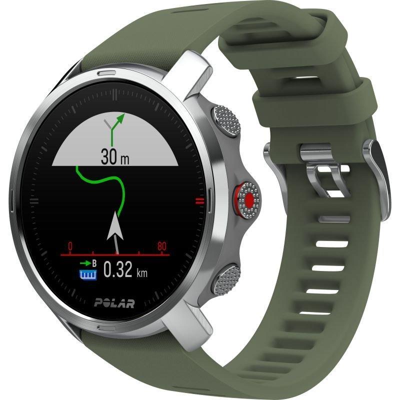 Polar Grit X Sports Watch - Green