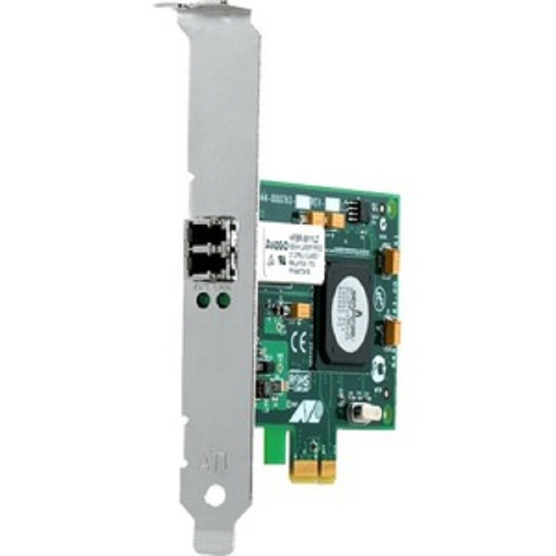 Image of Allied Telesis 2914SX/LC - Gigabit PCIe x1 Network Adapter with a fixed LC Connector