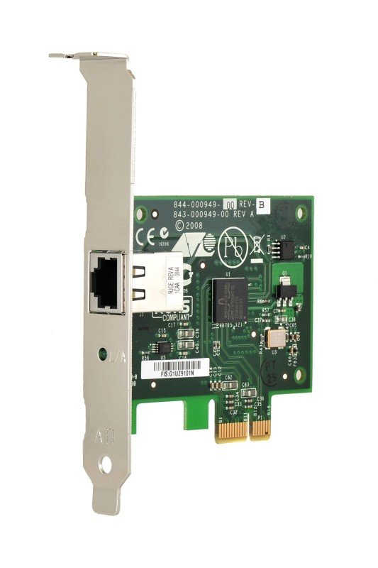 Image of Allied Telesis AT-2912T - Gigabit Ethernet Card