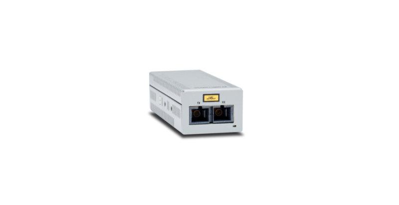 Allied Telesis AT-DMC1000/SC - Transceiver/Media Converter - 2 Port(s) - 1 x Network (RJ-45)
