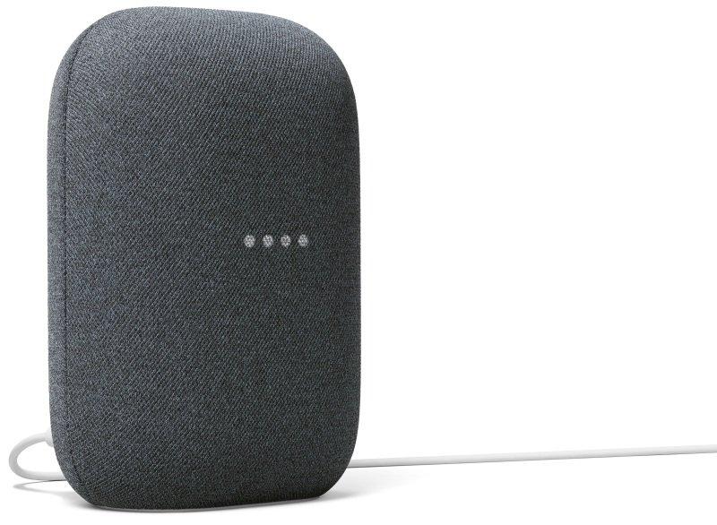 Image of Google Nest Audio - Charcoal