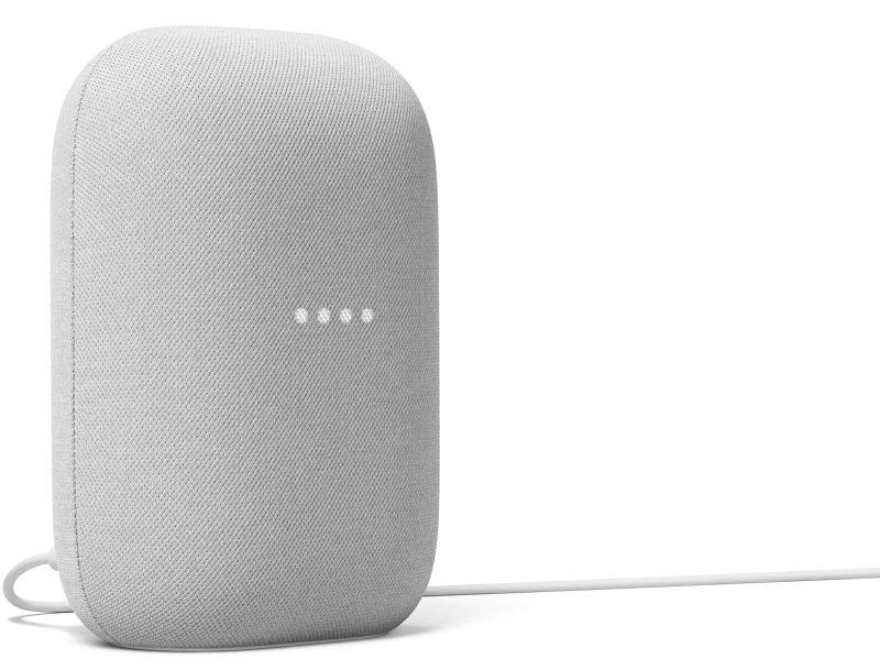Image of Google Nest Audio - Chalk