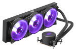 EXDISPLAY Cooler Master ML360 RGB TR4 AIO CPU Cooler