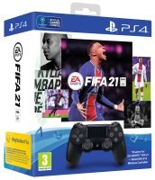 EA SPORTS FIFA 21 DUALSHOCK 4 Wireless Controller Bundle