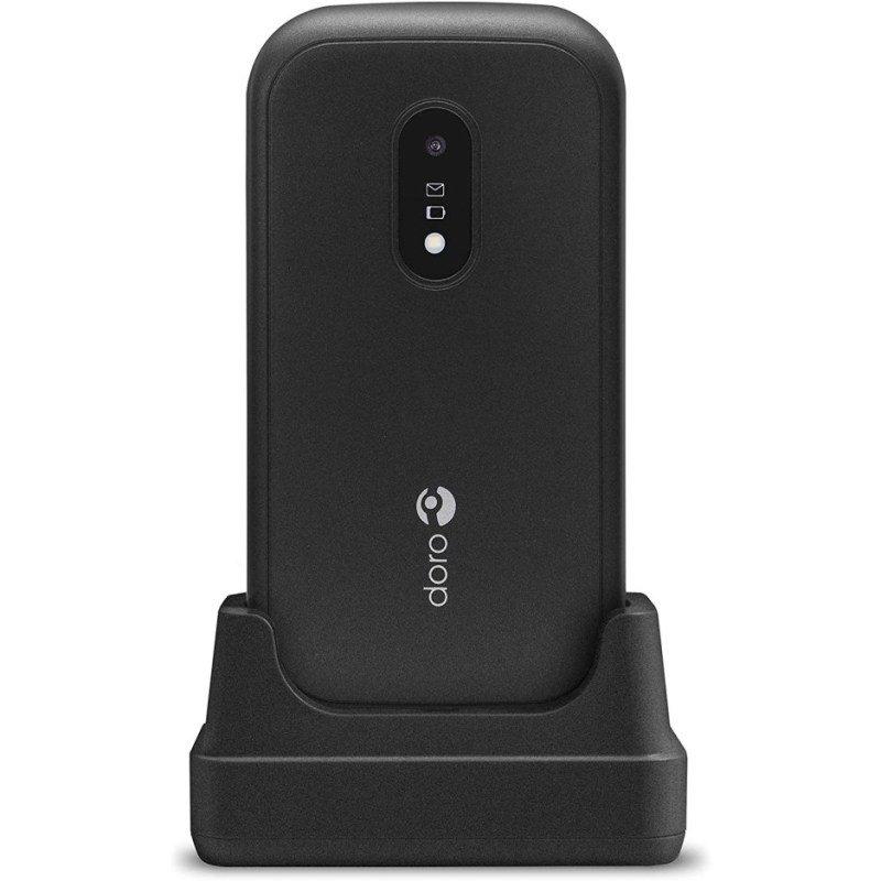 "Doro 6040 2.8"" 2G Mobile Phone - Black"