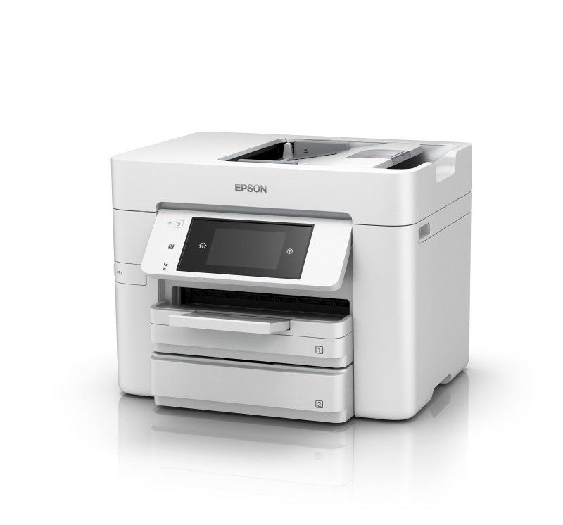 Epson WorkForce Pro WF-4745DTWF A4 Colour Multifunction Inkjet Printer