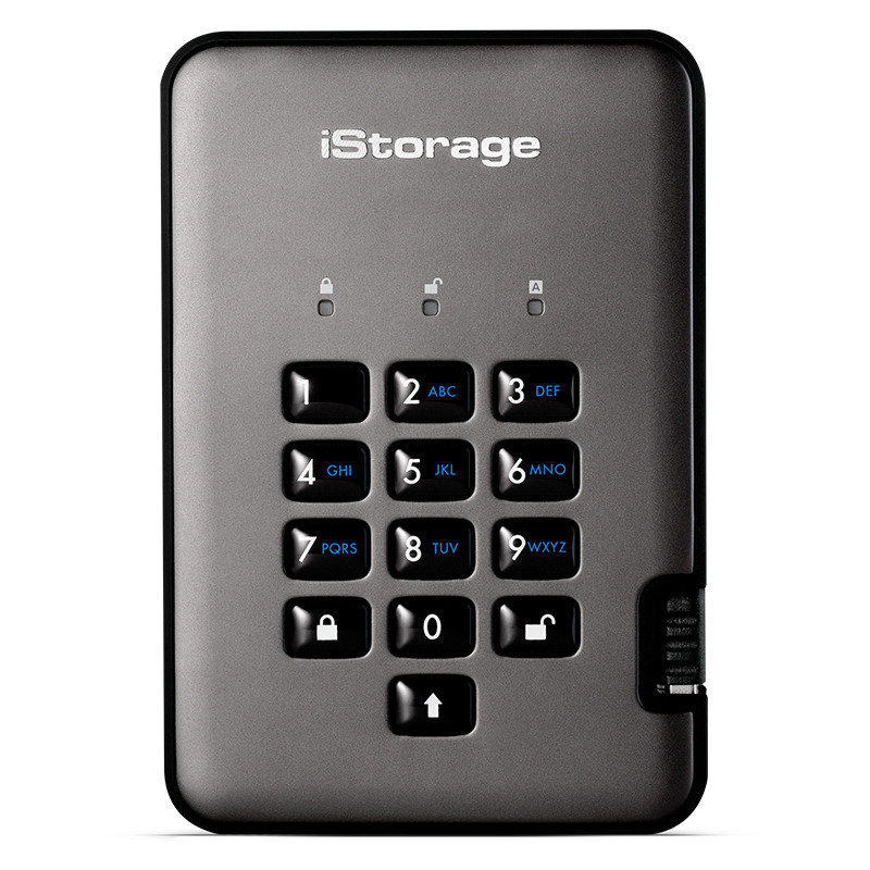 iStorage 128GB diskAshur PRO2 SSD
