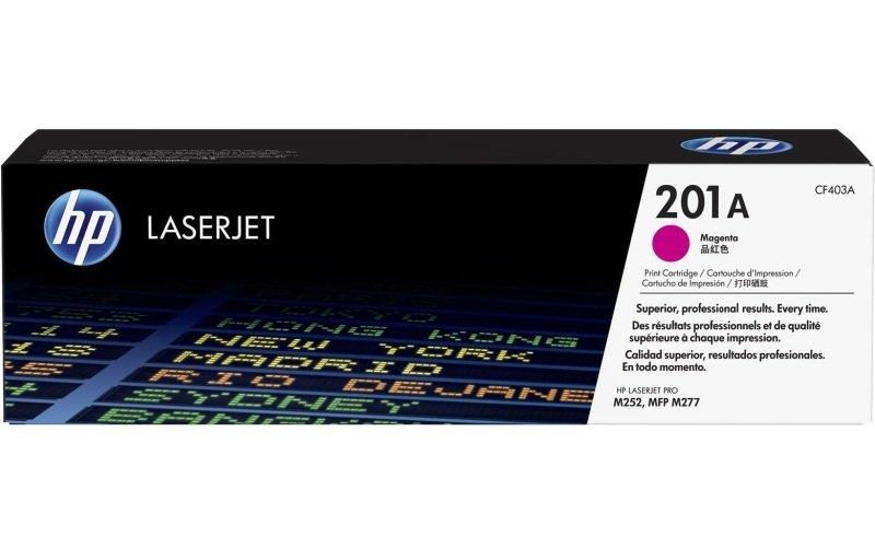HP 201A Magenta LaserJet Toner Cartridge