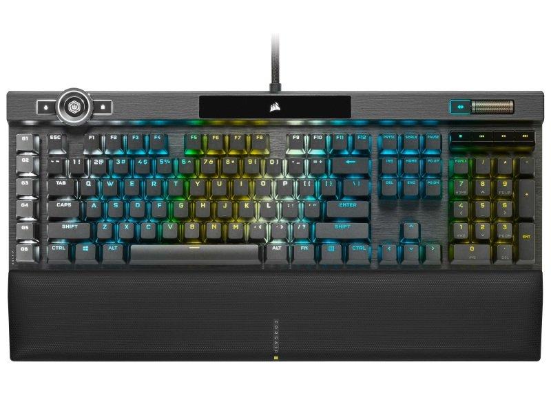 CORSAIR K100 RGB Optical-Mechanical Keyboard