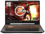 "ASUS TUF Gaming F15 Core i5 8GB 512GB SSD GTX 1650Ti 15.6"" Win10 Home Gaming Laptop"
