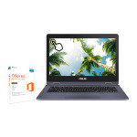 £232.65, EXDISPLAY Asus R214NA Intel Celeron 4GB 64GB eMMC 11.6inch Win10 Home Convertible Laptop, Intel Celeron N3350 1.1GHz, 4GB RAM + 64GB eMMC, 11.6inch HD Touchscreen Display, Office 365 Personal 1 Year Included, Windows 10 Home in S Mode,