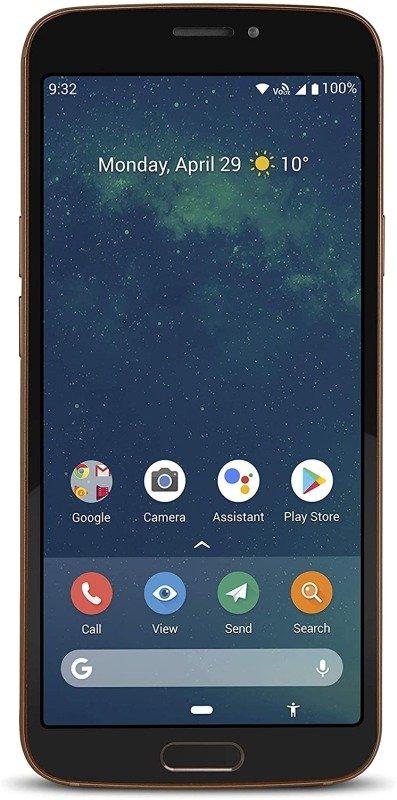 """Doro 8080 5.7"""" 32GB Smartphone - Black"""