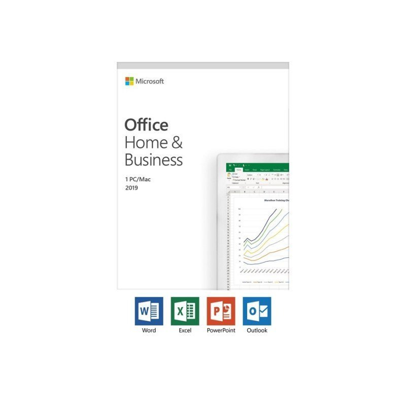 Image of 5 x Office Home and Business 2019 Medialess Bundle