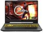 "ASUS TUF Gaming A15 Ryzen 5 8GB 512GB SSD GTX 1650 15.6"" Win10 Home Gaming Laptop"