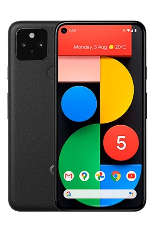 Google Pixel 5 128GB Smartphone - Black