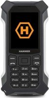 Hammer IP68 Sim Free 2G Mobile Phone - Black