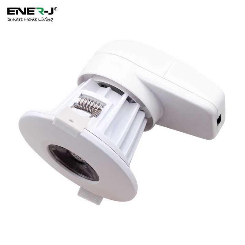 Ener-J Smart Fire Rated LED Downlight 8W - Works with Alexa and Google Assistant