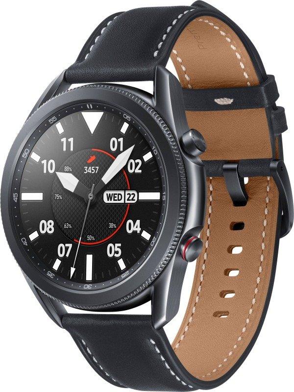 Samsung Galaxy Watch3 4G Stainless Steel 45mm - Black