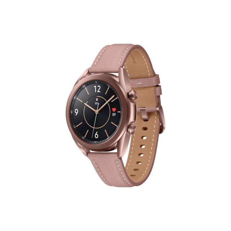 Samsung Galaxy Watch3 4G Stainless Steel 41mm - Bronze