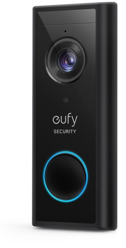 Image of eufy Battery Powered 2K Video Doorbell Addon - Works with Alexa and Google Assistant