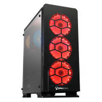 AlphaSync RTX 3070 Ryzen 7 16GB RAM 1TB HDD 480GB SSD Gaming Desktop PC
