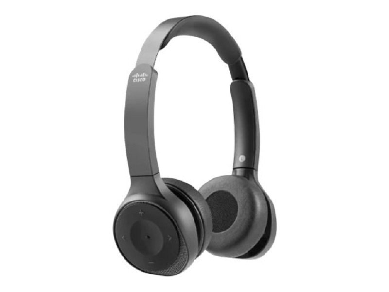 Cisco Headset 730 - Headset - On-ear - Bluetooth - Wireless
