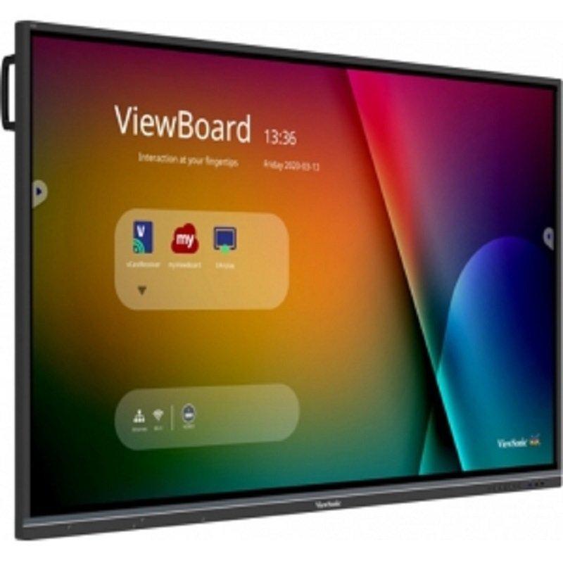 Viewsonic IFP7550-3 - 75'' Interactive Flat Panel - 4K Ultra HD Touchscreen