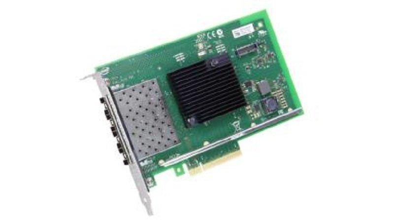 Intel X710-DA4 10 Gigabit Ethernet Card for Server - PCI Express 3.0 x8