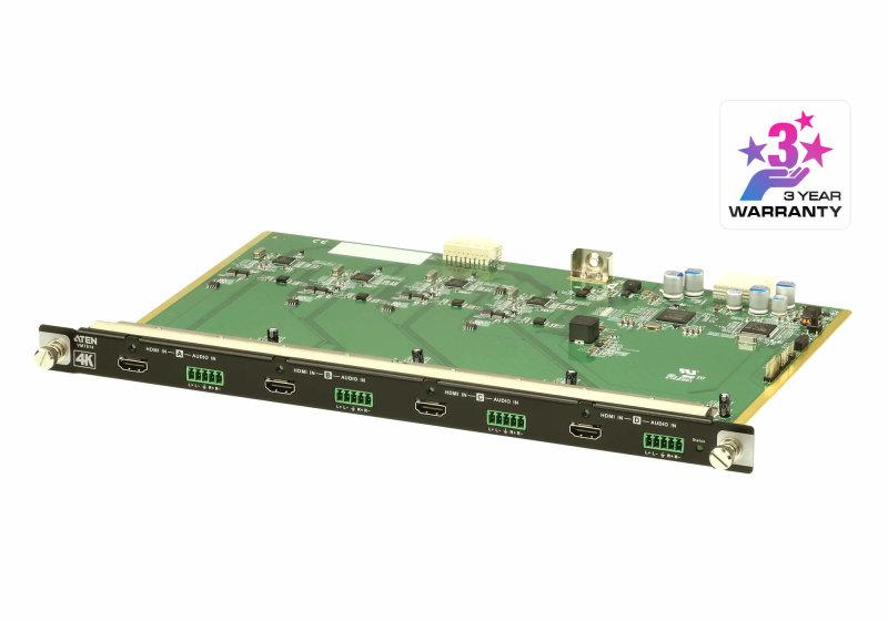 Aten VM7814-AT - 4-Port HDMI Input Board 4K