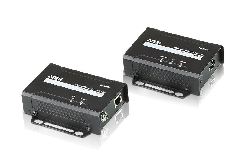 Aten VE801 - HDBaseT Lite Extender over Single Cat5