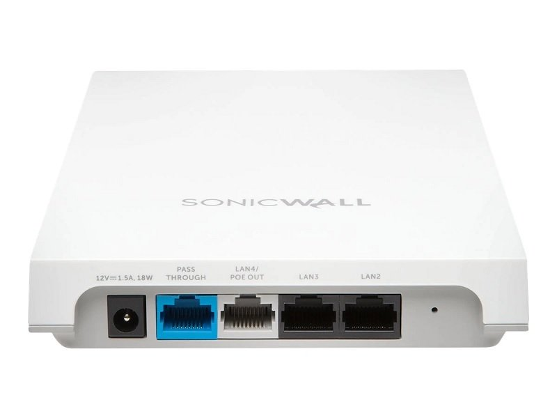 SonicWall 224W AP Secure Upgrade+ with Secure Cloud WiFi PoE 5-Year